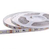 Светодиодная лента 60шт/м 6,36Вт/м SMD 2835 IP65 6500K 12V Rishang