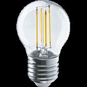 Лампа светодиодная шар NLL-F-G45-4-230-2.7K-E27 Navigator - 71310