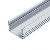 Профиль для светодиодной ленты ЛП-12 П-образный 2м