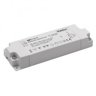 Трансформатор электронный 220В/12В 105Вт (01426) Kanlux (Польша)