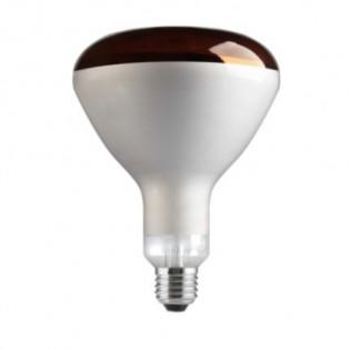 Лампа рефлекторная инфракрасная 250Вт R E27 General Electric