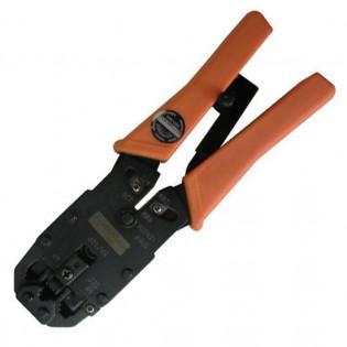 Инструмент для обжимки 4-х, 6-и и 8-и PIN коннекторов