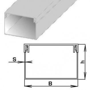 Короб ПВХ 16х16мм, 2м