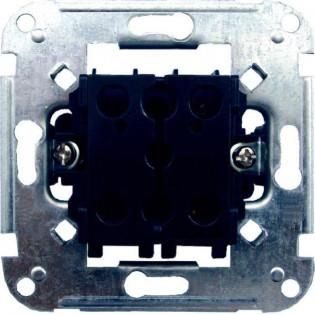 Механизм выключателя одноклавишного кнопочного 11632