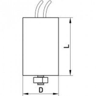 Конденсатор 32 мкФ