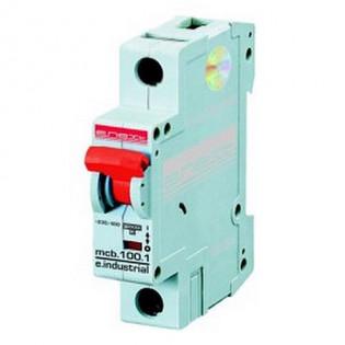 Модульный автоматический выключатель e.industrial.mcb 10кА, 1p, C, 50А E.NEXT