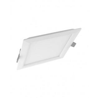 Светильник светодиодный встраиваемый квадратный DL SLIM SQ210 18W/4000K WT IP20 Ledvance OSRAM 4058075079359