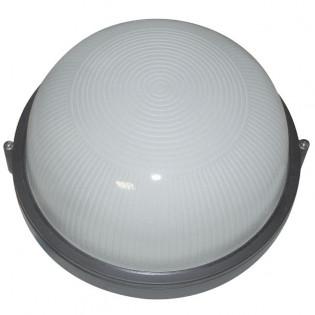 Светильник влагозащищенный 1301, 60W, черный