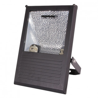 Прожектор металлогалогенный 150Вт, цоколь Rx7s, серии 2002, черный