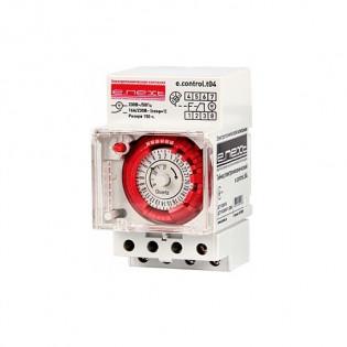 Таймер электромеханический e.control.t04 E.NEXT
