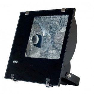 Корпус прожектора Phil F-1000W Е40 черный
