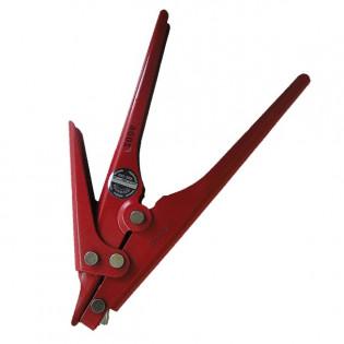 Инструмент для затяжки хомутов длиной 50-500мм,шириной 2,3-9мм
