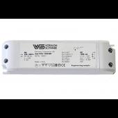 Драйвер (блок питания) для LED (Downlight) со стабилизированным током - Vossloh-Schwabe ECXe 1050.084 220-240V 31,5W - 186351-VS