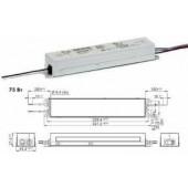 Драйвер (блок питания) для LED со стабилизированным током - Vossloh-Schwabe ECXe 700G.114 75W - 186397