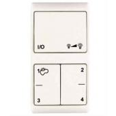 Компонент системы управления освещением DALI Basic 5-контактный выключатель DALI WCU 5 BASIC OSRAM 4050300771106
