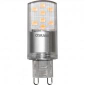 Лампа светодиодная капсульная LED S PIN40 CL 3,5W/840 230V G9 OSRAM - 4058075315853
