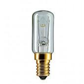Лампа накаливания для вытяжки - Philips Appl 40W E14 230-240V T25L CL CH 1CT 424lm - 924129044440