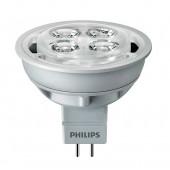Лампа светодиодная Essential LED 3-35W 6500K MR16 24D GU5.3 Philips - 929001239808