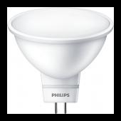 Лампа светодиодная ESS LED MR16 5-50W 120D 6500K GU5.3 220V Philips - 929001844708