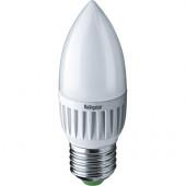 Лампа LED свеча Navigator 94483 NLL-P-C37-5-230-4K-E27-FR