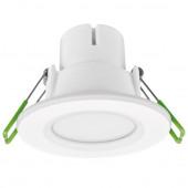 Светильник светодиодный встраиваемый Downlight NDL-P1-6W-830-WH-LED (аналог R63 60 Вт) 94899 Navigator