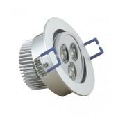 Светодиодный встраиваемый точечный светильник  ack3013 (ERKA)