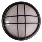 Светильник влагозащищенный 9018, 60W, черный