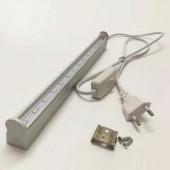 Фитосветильник LED 7Вт для растений Oasisled