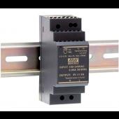 Блок питания Mean Well на DIN-рейку 36W 24V IP20 (HDR-30-24)