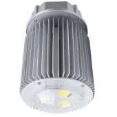 Светильник LED для высоких потолков с подвесом на крюк e.LED. HB.150.6500, 150Вт, 6500К, 15000Лм без рассеивателя E.NEXT