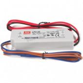 Блок питания LPV-20-12 20W 12V DC IP67 Mean Well