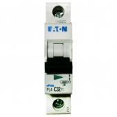 Автоматический включатель PL4-C32/1, 4.5kA, 1p, 32A MOELLER-EATON