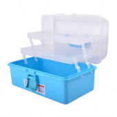 Ящик для инструментов, e.toolbox.13 BLUE, 225х130х115мм t0100130 E.NEXT
