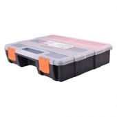 Органайзер-кейс пластиковый, e.toolbox.17, 220х290х60мм t010017 E.NEXT