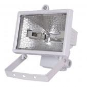 Прожектор під галогенну лампу, 500Вт, білий