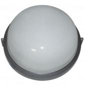 Світильник вологозахищений 1301, 60W, чорний