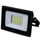 Прожектор світлодіодний LED 20W ultra 6400K IP65 ONE LED
