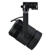 Трековый светодиодный светильник NVC TLED317 50W 4000K 24° черный