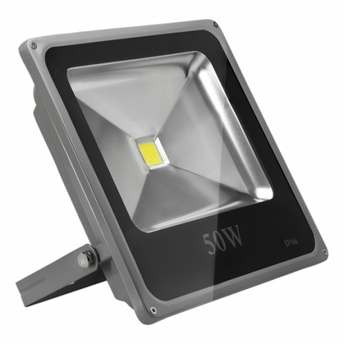 Какова дальность света светодиодного прожектора?
